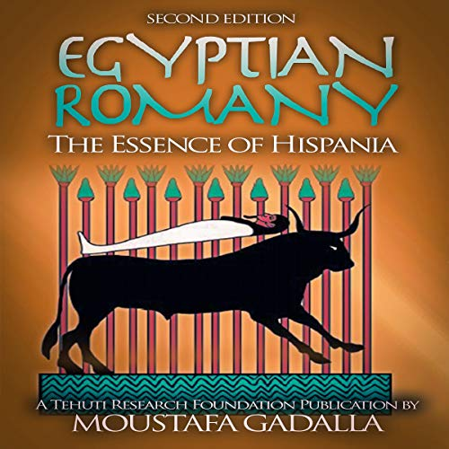 Egyptian Romany  By  cover art