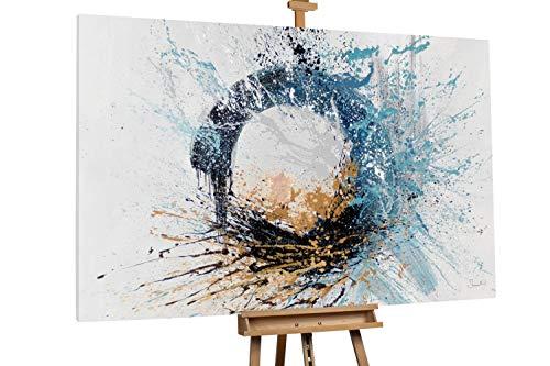KUNSTLOFT Kein Druck - Sie spüren die kräftige Textur der Acrylfarben