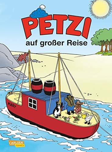 Price comparison product image Petzi auf großer Reise