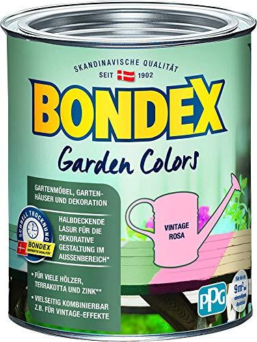 Bondex Garden Colors Vintage Rosa 0,75l - 386160