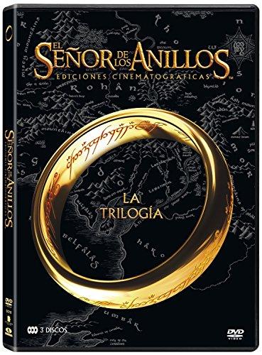 Trilogia El Señor De Los Anillos (Ed. Cinematografica) [DVD]