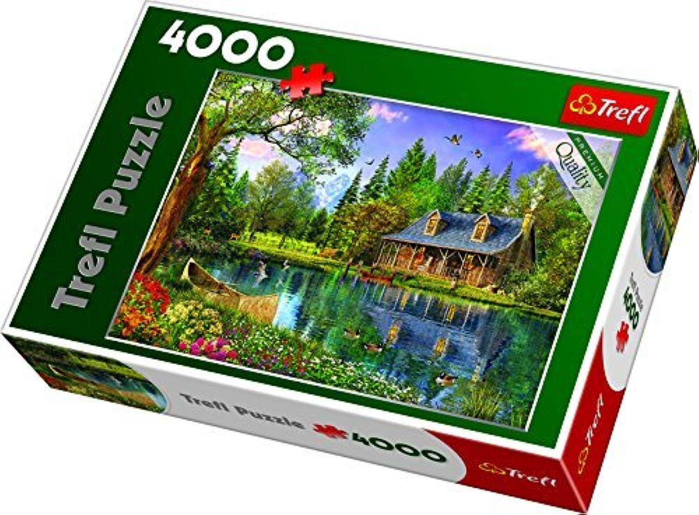 ventas en linea Trefl Trefl Trefl Afternoon Idyll Puzzle (4000 Piece) by Trefl  en linea