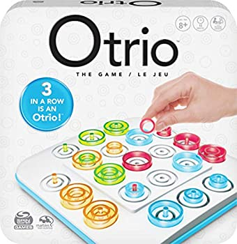 Otrio Strategy-Based Board Game for Adults Families and Kids Ages 8 and up by Marbles Brain Store
