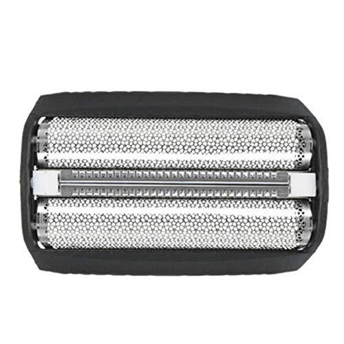 GCDN Afeitadora Aluminio Recambio Cabeza para Braun 30B 30S Serie, Eléctrico Cuchilla...