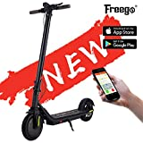 Electric Scooter Adults, APP Connection, LCD Display,Fixed Speed Cruise,3 Speed Adjustable,8.5 inch 250W Power Motor,Anti-Theft Function,3 Seconds Folding City Commuting E-Scooter