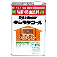 大阪ガスケミカル株式会社 キシラデコール マホガニ 3.4L