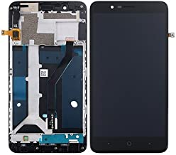 LCD Display Touch Screen Digitizer Assembly with Frame for ZTE Blade Z Max Z982 6.0
