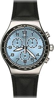 ساعة سواتش للرجال YVS421- انالوج بعقارب، رسمية