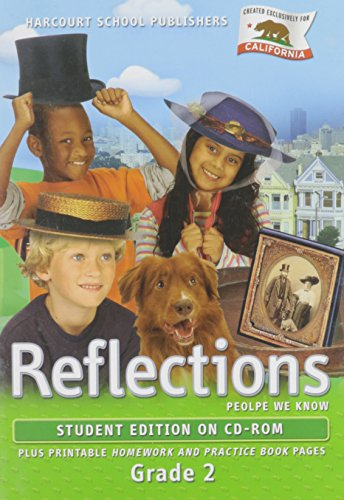 Reflections: People We Know, Grade 2