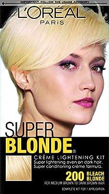 L'Oreal Paris Super Blonde Hair Color