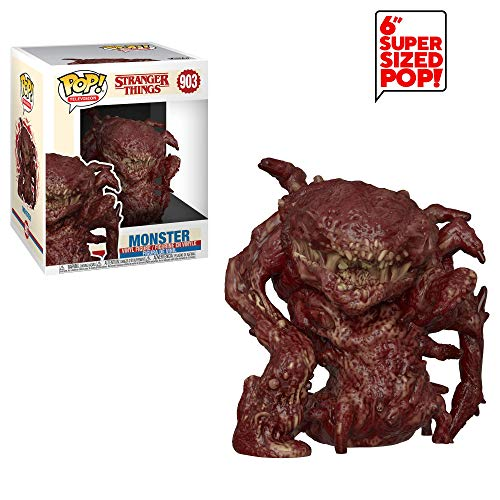 """Funko- Pop TV: Stranger Things-6"""" Monster Collectible Figure, Multicolore, 45330"""