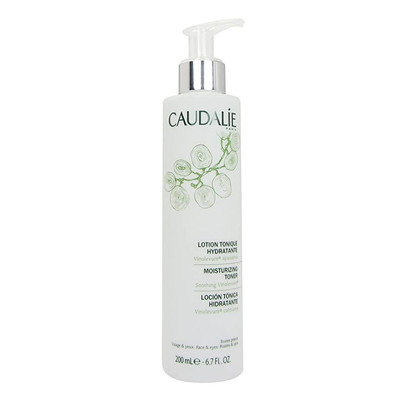 ジェム厚さ脅迫Caudalie Moisturizing Toning Lotion 200ml [並行輸入品]