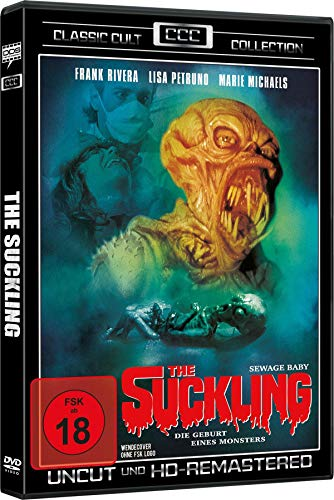The Suckling - Classic Cult Collection - Uncut (HD Remastered)