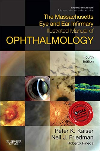 Compare Textbook Prices for The Massachusetts Eye and Ear Infirmary Illustrated Manual of Ophthalmology 4 Edition ISBN 9781455776443 by Kaiser MD, Peter K.,Friedman MD, Neil J.,Pineda II II MD, Roberto