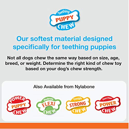 Product Image 4: Nylabone Puppy Chew Toy
