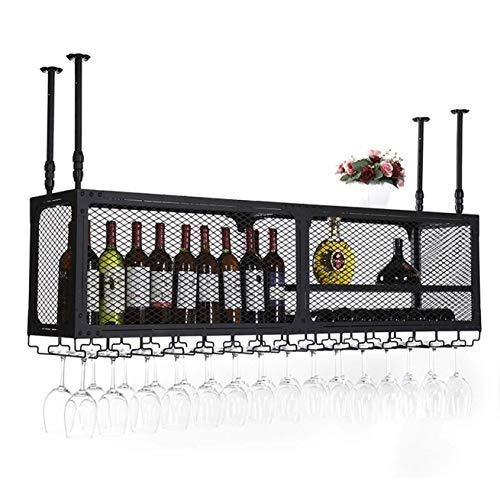FTFTO Household Products Bottle Rack Wine Rack Wine Glass Holder Hang Wine Rack Wine...