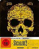 Sicario 2 Steelbook (4K Ultra HD + Blu-ray) (exklusiv bei Amazon.de) [Limited Edition]