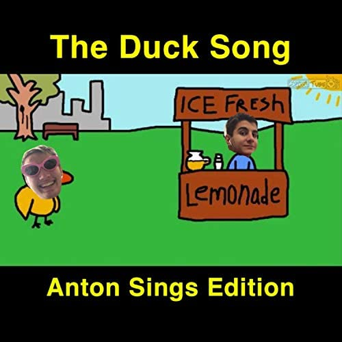 Anton Sings
