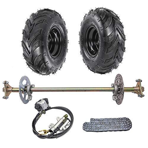 Go Kart Rear Axle Shaft with 6