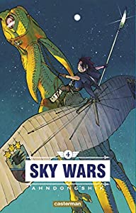 Sky Wars Edition simple Tome 4