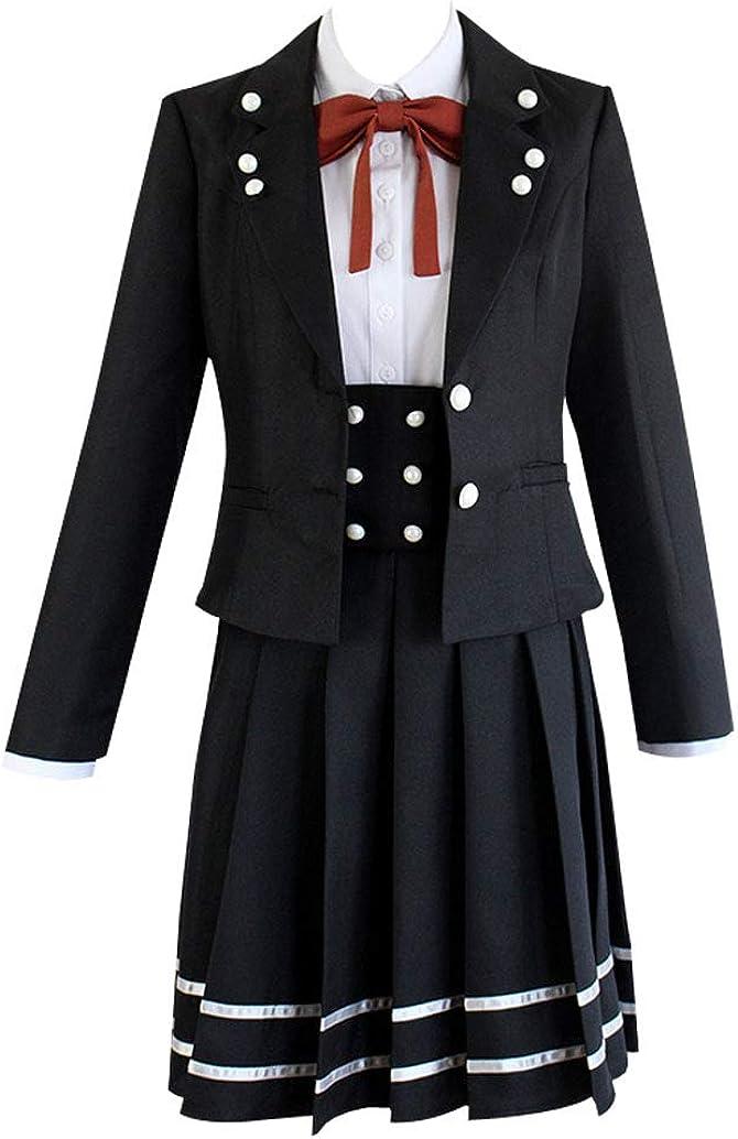 BoerMee High School Uniform Shirogane Max 40% OFF Tsumugi Max 85% OFF Cosplay Costume Fu
