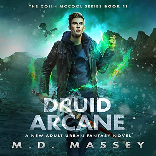 Druid Arcane cover art