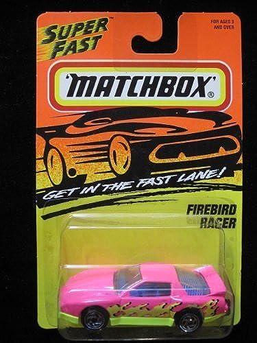 Firebird Racer Matchbox Super Fast Series  48 by Mattel
