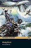 Moby Dick  CD Pack (Book &  CD) (Penguin Readers (Graded Readers))