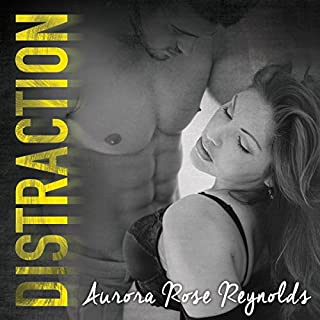 Distraction audiobook cover art