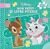 Mon petit livre puzzle : 5 puzzles de 9 pièces