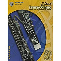 Alfred 00-MCB1007CDX Band Expressionso- Book One- Student Edition - Music Book