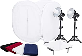 Fovitec - 1x Photography Portable Studio Table Top Lighting Tent - [Collapsible][Multi Uses][Quick Set-Up][Lightweight][for eCommerce]