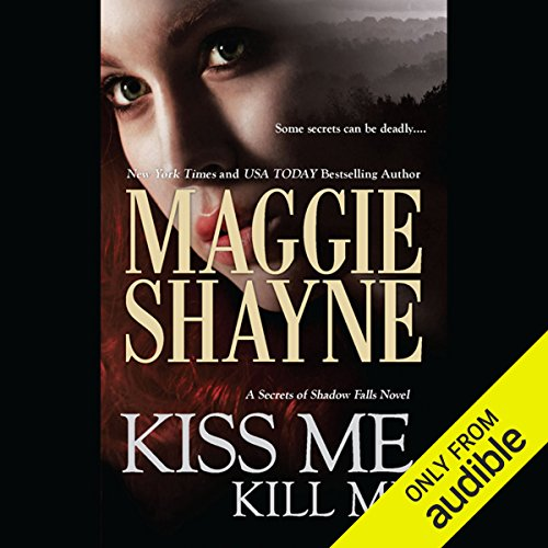 Kiss Me, Kill Me audiobook cover art