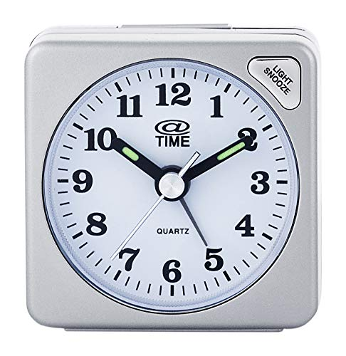 At Time Unisex Wecker Analog Kunststoff A-212/9