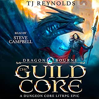 The Guild Core 1: Dragon Bourne cover art