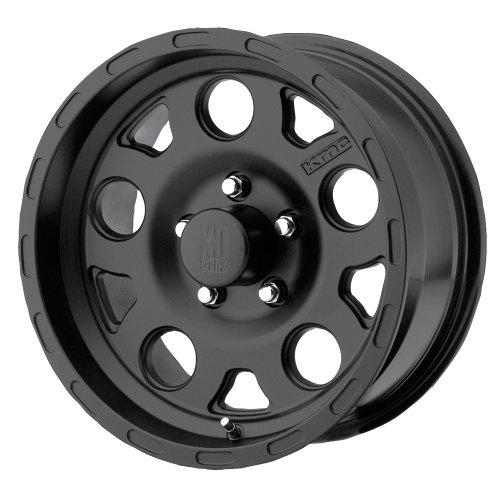 "XD-Series Enduro XD122 Matte Black Wheel (16x8""/6x5.5"")"