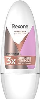 Rexona Maximum Protection Confidence Antiperspirant Roll-On for Women, 50 ml, 68272772