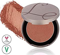 Pressed Powder Blush by Luscious Cosmetics. Cruelty Free and Vegan. Sparkle 022, 0.21 ounce
