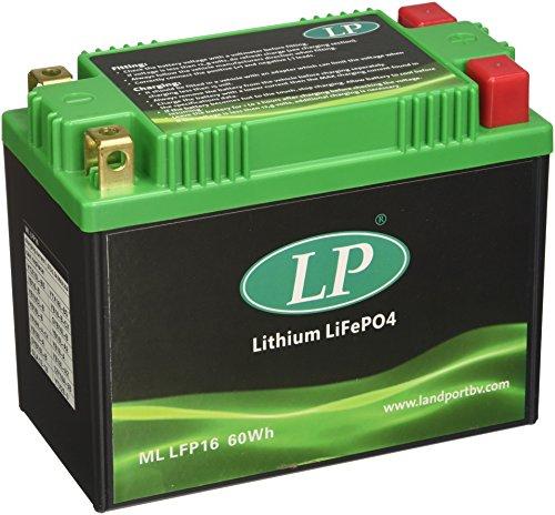 Accossato ML LFP16-116 Batteria al Litio per Moto Guzzi  Nevada, 750