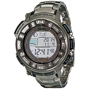 Casio Mens Pro Trek PRW2500T Tough Solar Digital Sport WatchCasio Mens Pro Trek PRW2500T Tough Solar Digital Sport Watch $249.99$249.99 - $400.00$400.00