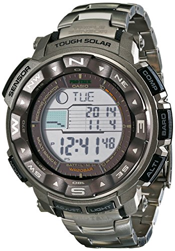 Casio Wristwatches (Model: PRW2500T-7CR)