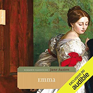 Emma [Portuguese Edition] audiobook cover art