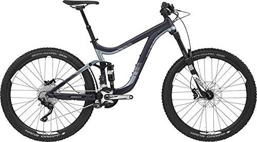 Giant Reign 2 Ltd 27, 5 Zoll Mountainbike, Grau (2016)., Unisex, 38