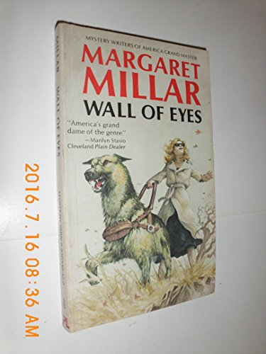 Wall Of Eyes - Book #1 of the Inspector Sands