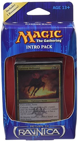 Magic the Gathering - Pack d'Intro Return to Ravnica différents