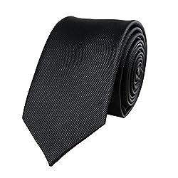 100% Polyester Mens premium skinny 6cm/2.4'' tie necktie Necktie Size:Width: 6 cm / 2.4inches Necktie Color:Navy,Pink,Black,Red,Grey,Brown,Blue,Dark Green,Burgundry,Purple,etc. This stylish tie is suitable for both casual & formal wear.