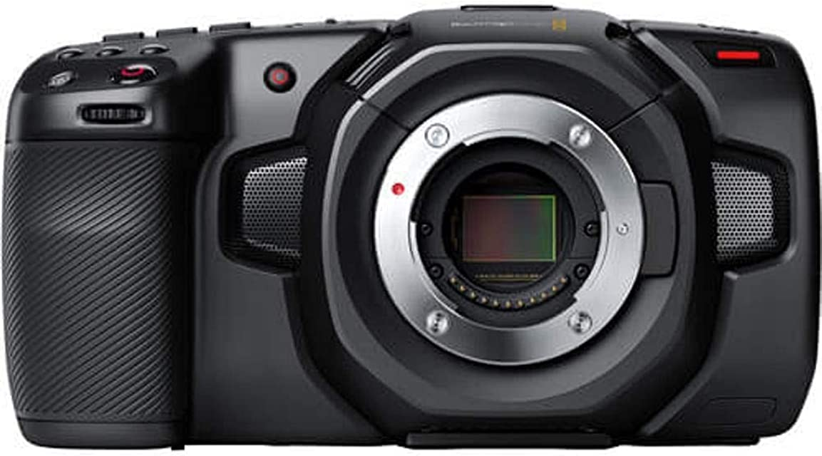 Blackmagic Design Pocket Cinema Camera 4K - Videocámara (Micro Cuatro Tercios Tarjeta de Memoria CFast 2.0SD Raw Automático/Manual 127 cm (5))