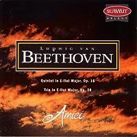 Beethoven:Quintet in E-flat Major Op.06,Trio in E-flat Major Op.38