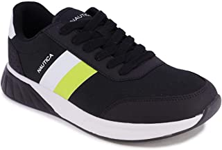 Men's Fashion Sneakers Lace-Up Trainers Walking Shoes