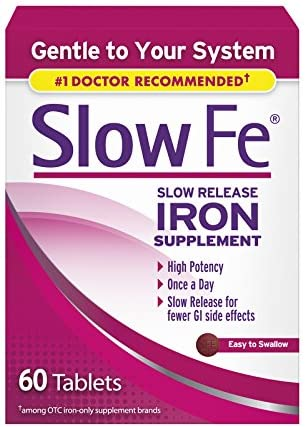Top 10 Best iron supplement for pregnancy Reviews